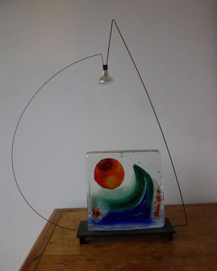 verre en forme