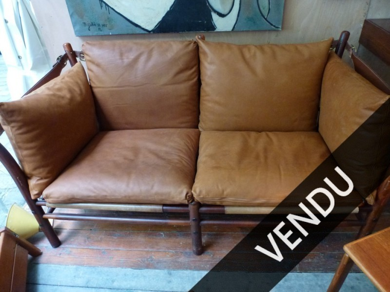 Sofa, Canapé Ilona Arne Norell circa 70