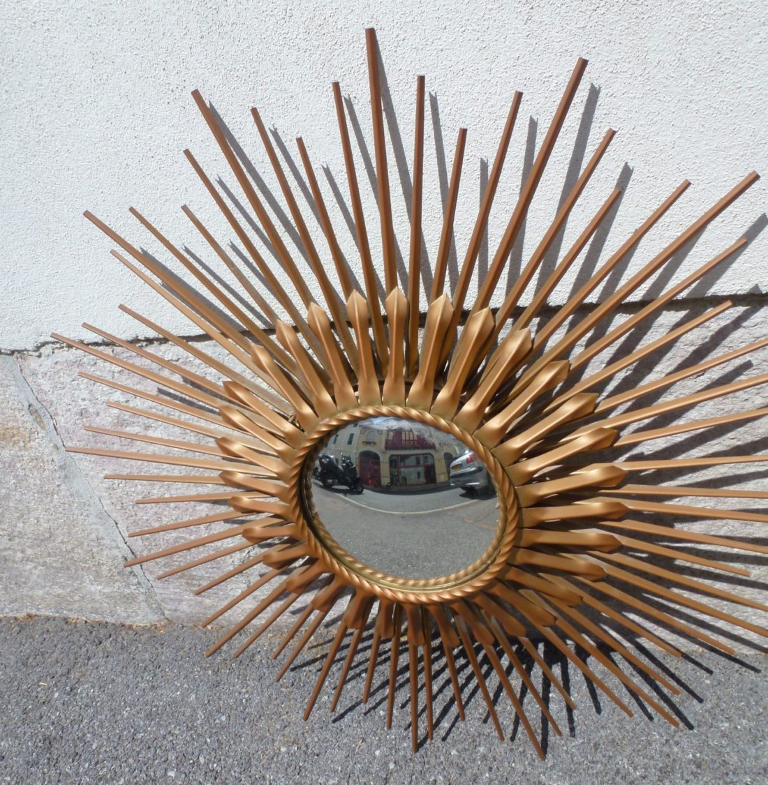 l 39 attrape coeur miroir de sorci re double sign chaty vallaris miroir convexe. Black Bedroom Furniture Sets. Home Design Ideas