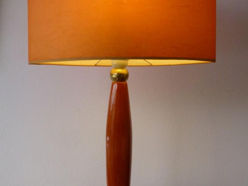 lampe lance de MC Connico