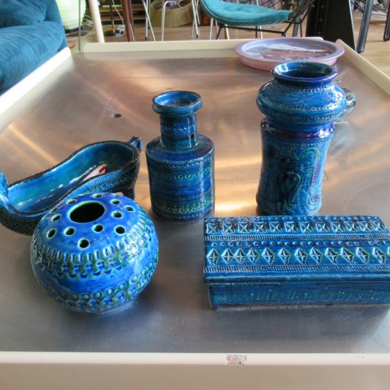 céramiques italiennes Bitossi