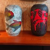 Céramiques Fast Lava West Germany