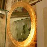 Miroir lumineux circa 1960
