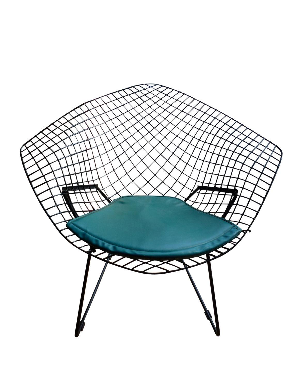l 39 attrape coeur harry bertoia fauteuil diamant dition ancienne galette ska d 39 origine. Black Bedroom Furniture Sets. Home Design Ideas