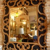 Miroir barroque de Christopher Guy