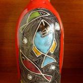 vase en céramique Italie an 50
