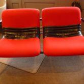 Banquette et son fauteuil Airborne