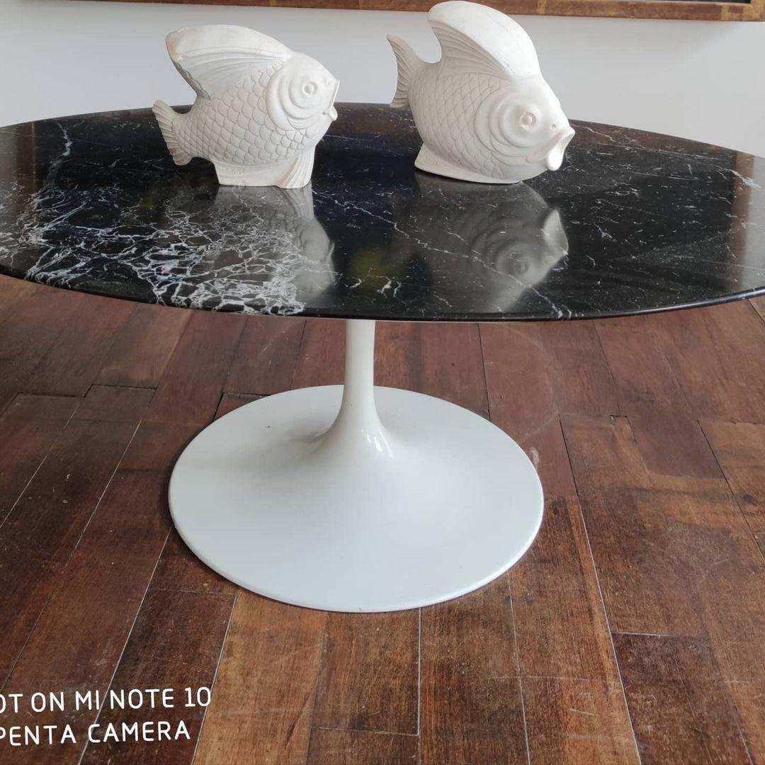 table-marbre-E-Saarinen